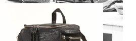 Boxy Zip Backpack