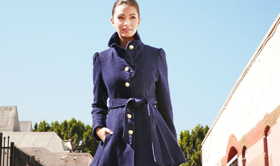 BEBE Outerwear  -- Visit Event