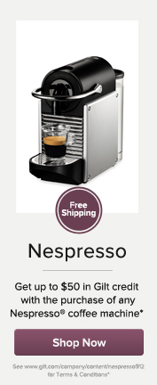 Nespresso - Shop Now