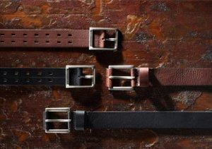 J. Campbell Los Angeles Belts