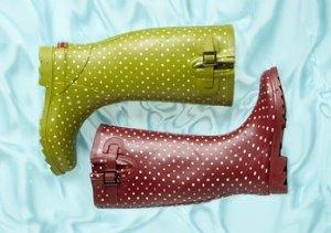 Splish Splash: All-Weather Shoes
