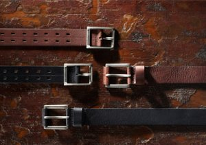 J. Campbell Los Angeles Belts