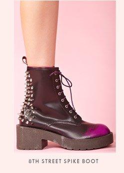 8th Street Spike Boot