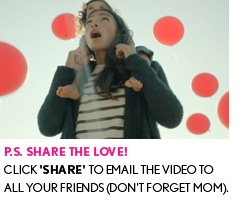 P.S. SHARE THE LOVE! 