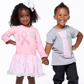 Pink & Powerful: Women's & Kids' Apparel