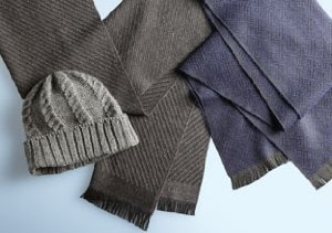 COLD WEATHER PREP: HATS, GLOVES & SCARVES