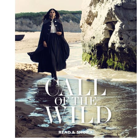 CALL OF THE WILD. READ & SHOP