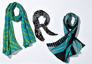 Essential Scarves for Fall
