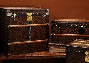 ARCHIVE: Louis Vuitton Trunks