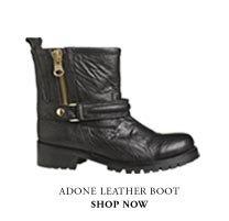 Adone biker boots