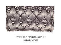 Pytrala printed scarf