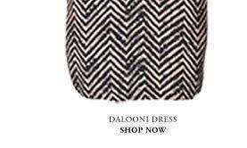 Dalooni printed dress