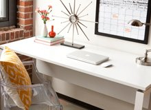 The Home Office Re-Do Contemporary
