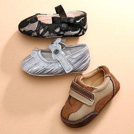 Tiny Kicks: Infant Shoes