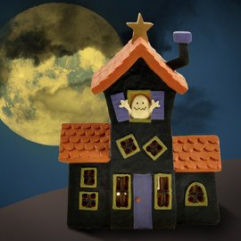 Haunted House: Decorations