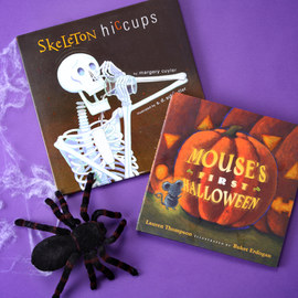 Frightfully Fun: Books & Toys