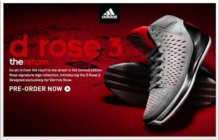 adidas Rose 3.0