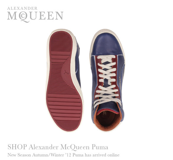 Shop Alexander McQueen Puma