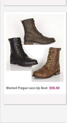 Wanted Prague 
