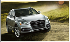 View the new look of the Audi Q5