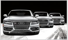 See all of our Audi Sport vehicles
