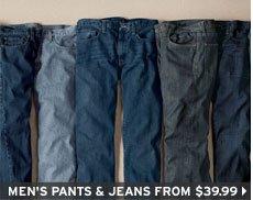 Shop Men's Sale Pants & Jeans
