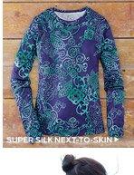 Super Silk Next-To-Skin >