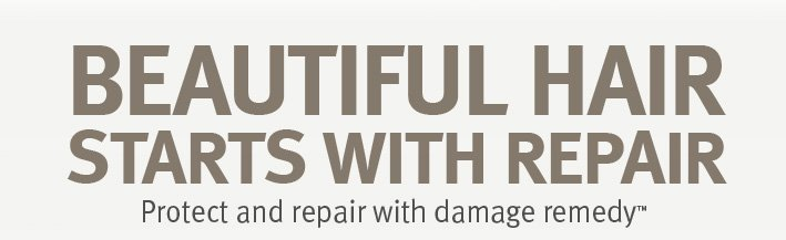 beautiful hair starts with 