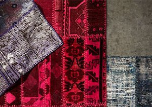 From the Vault: ABC Carpet & Home Patchwork Rugs