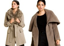 Of-the-Moment Outerwear Elie Tahari & More