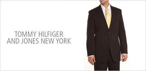 TOMMY HILFIGER & JONES NEW YORK