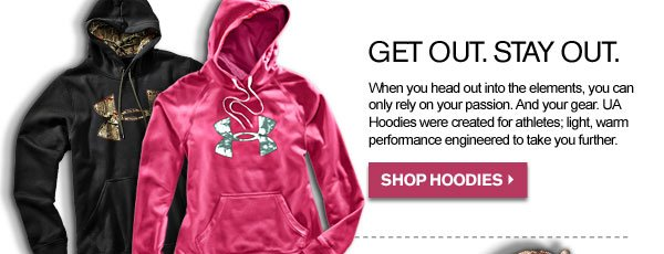 HOODIES - GET OUT. STAY OUT. SHOP