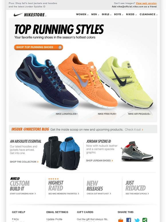 marketing audit of nike Get to know nike, inc ceo & other corporate vp of corporate audit & chief risk executive vice president of global sports marketing: 48: adam.
