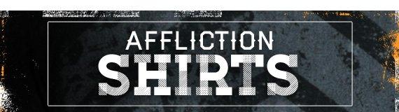 Shop Men's Affliction Shirts