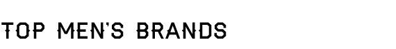 Shop Men's Brands