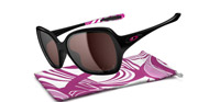 Polarized Oakley Overtime™ Breast Cancer Awareness Edition