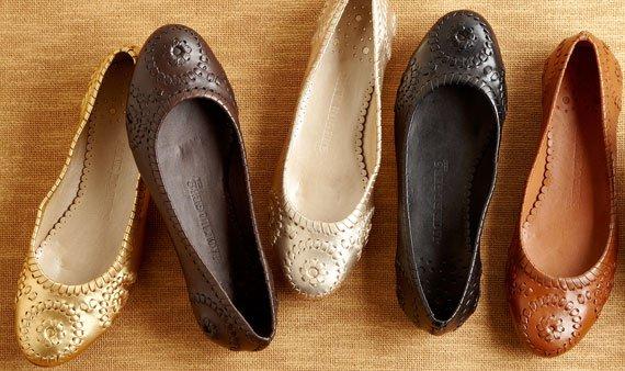 Jack Rogers Shoes - Visit Event