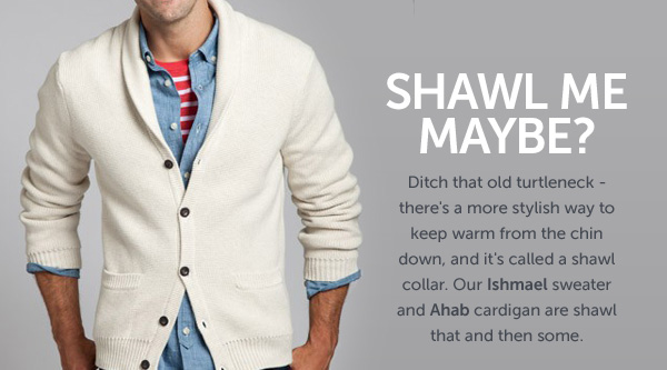 Shawl Me Maybe?
