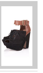 LAURIEL Chunky Platform Sandals