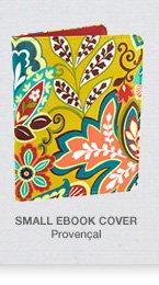 Small Ebook Cover in Provencal
