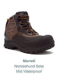 Men's Merrell Noresehund Beta Mid Waterproof