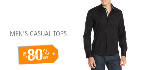 MEN'S CASUAL TOPS