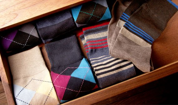 Florsheim Socks-- Visit Event