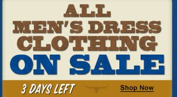 all men's dress clothing