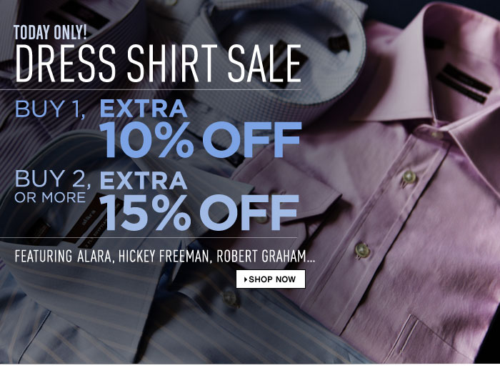 Shop Men's Dress Shirts