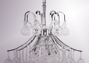 Contemporary Crystal by Worldwide Lighting