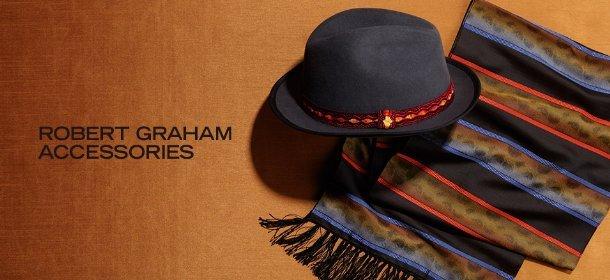 ROBERT GRAHAM ACCESSORIES, Event Ends October 2, 9:00 AM PT >
