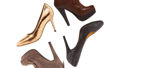 More Shoes, Please! Hundreds of Women's Styles