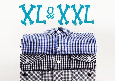 Shop Big Shot: XL & XXL