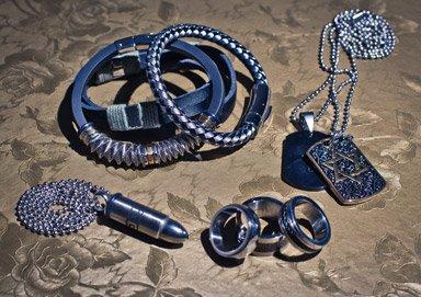 Shop Heavy Metal: New Jewelry Arrivals